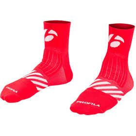 "Bontrager Velocis 2 1/2"" Socks red"